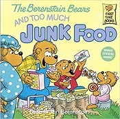 Berenstain-Bears-Much-Junk-Food