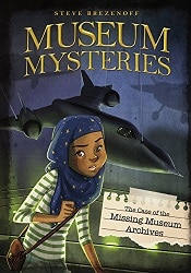 Case-of-the-missing-museum-archives by Steve Brezenoff