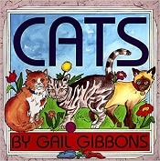 Cats-by-Gail-Gibbons