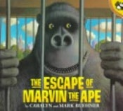 Escape-of-Marvin-the-Ape-by-Caralyn-and-Mark Buehner