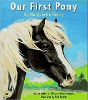 Our-First-Pony-Marguerite-Henry