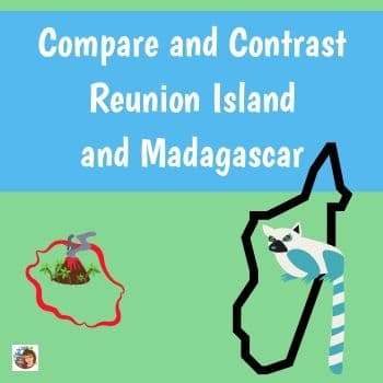compare-constrast-La-Reunion-Island-and-Madagascar-answer-key-provided