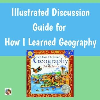 discussion-guide-with-photos-for-How-I-Learned-Geography-Uri-Shulevitz-free-instant-download