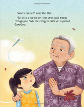 A Morning with Grandpa by Sylvia Liu