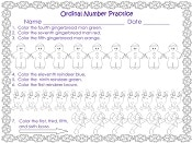 ordinal-number-free-work-pages