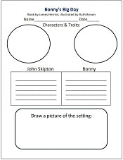 story-elements-fill-in-work-page-freebie