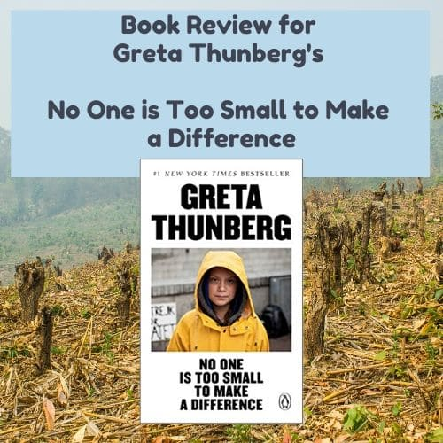 Review of book by Greta Thunberg