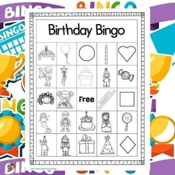 birthday-party-children-free-bingo-game