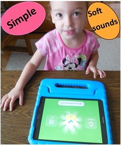 Nell Educational App for Letter Sounds and Literacy