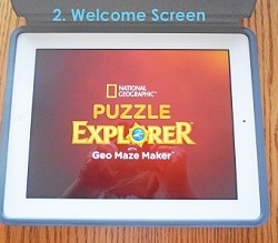 National Geographic Puzzle Explorer App Review