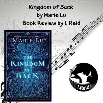 Kingdom of Back book review by I-Reid