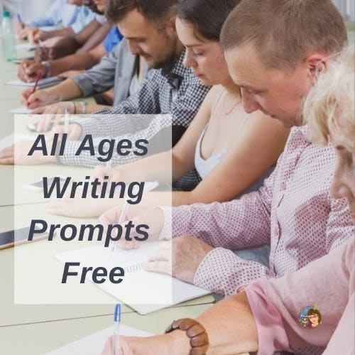 Writing-prompts-free-all-ages