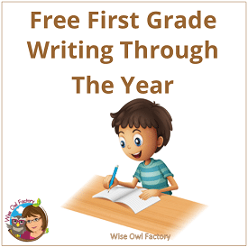 free-first-grade-writing-through-year-printable