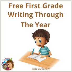 free-first-grade-writing-through-year-printable