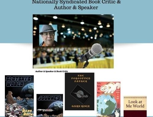 About Gary Roen Author and Syndicated Book Reviewer
