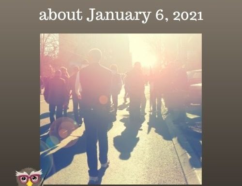Tell the Children the Truth about January 6, 2021