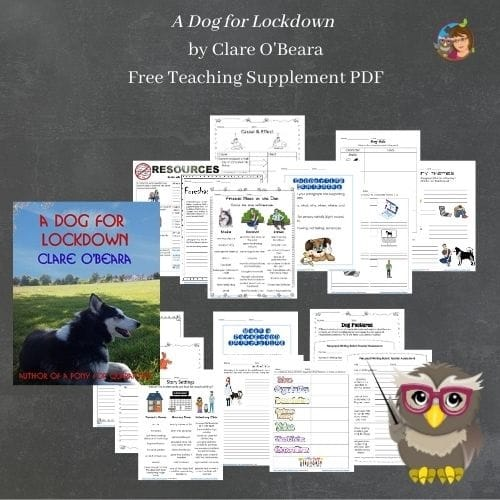 a-dog-for-lockdown-free-teaching-supplement-PDF-instant-download