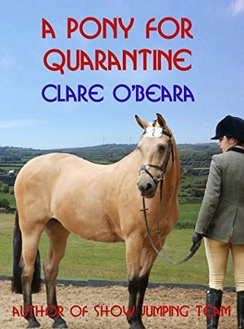 A Pony for Quarantine by O'Beara for Read Around the World