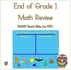 end-of-year-math-SMART-Board-interactive-slides-review-grade-1-freebie