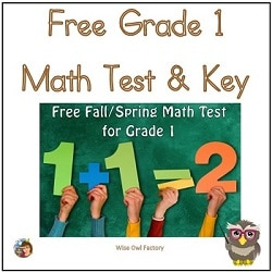 free-grade-1-math-test-with-answer-key