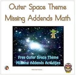 missing-addends-math-space-theme-activities-freebie