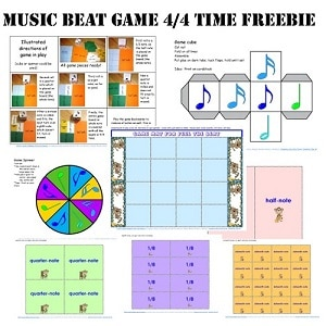 music beat game