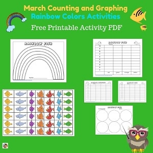March-graph-count-rainbow-activity-free-instant-download-PDF-printable