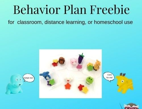 Desk Pet Editable PDF for Home, Distance, and Class Learning