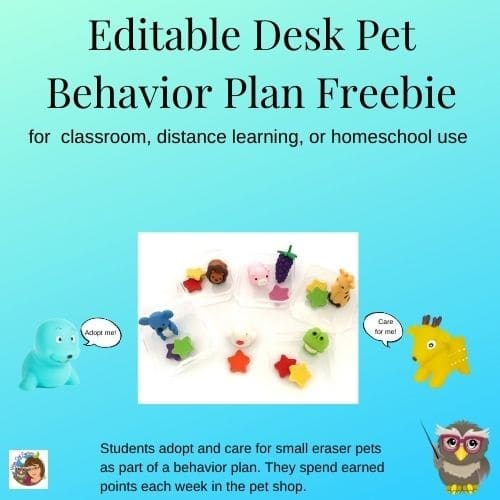 editable-desk-pet-behavior-plan-free-PDF