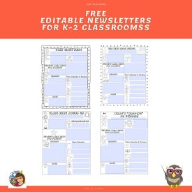 k-2-editable-free-newsletters-for-classrooms