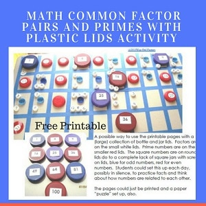 math-chart-primes-squares-composite-and-factor-pairs-freebie