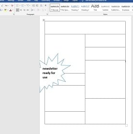 newsletter-formatted-table-ready-for-use