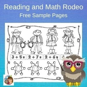 rodeo-long-vowels-literacy-and-math-center