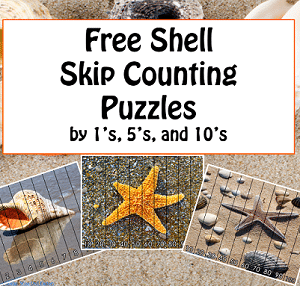 shells-counting-puzzles freebie