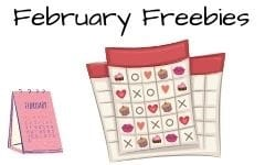February Free Educational Resources