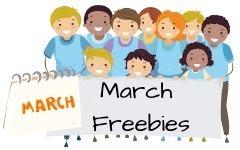 March Freebies