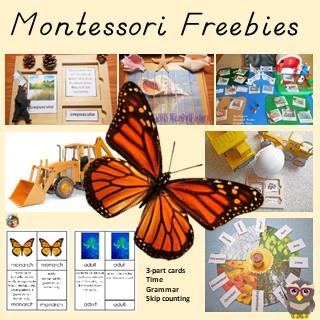 Montessori-resources-free-instant-downloads