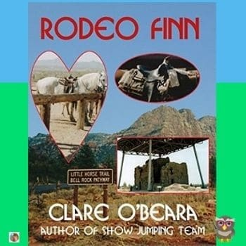 Rodeo-Finn-book-set-in-the-USA-and-Ireland-by-Clare-O-Beara-author