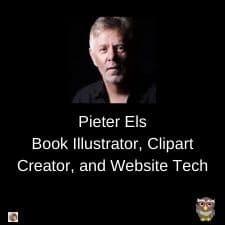 Pieter-Els-website-builder-illustrator-artist