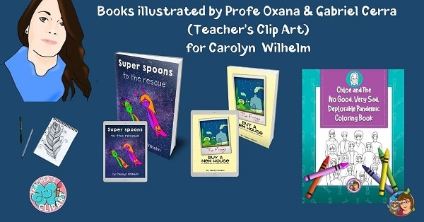 books-illustrated-by-Oxana-Cerra-for-Carolyn-Wilhelm