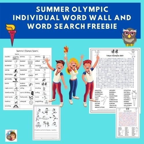 summer-olympics-individual-word-wall-with-word-search-freebie