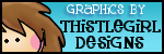 Thistile Girls Design Logo and Link