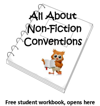 free nonfiction conventions pages info photo