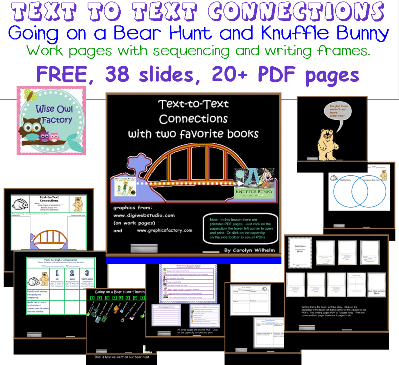 free text to text connections lesson
